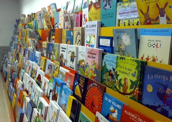 Scaffale Libri Per Bambini : Librerie per bambini