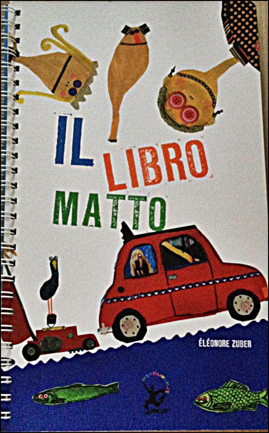 il libro matto cover