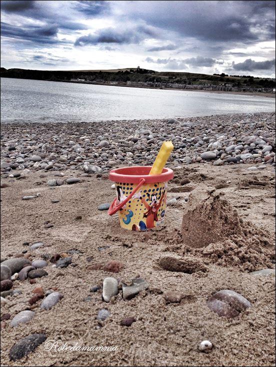 stonehaven beach 1