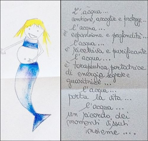 sirena gravidanza