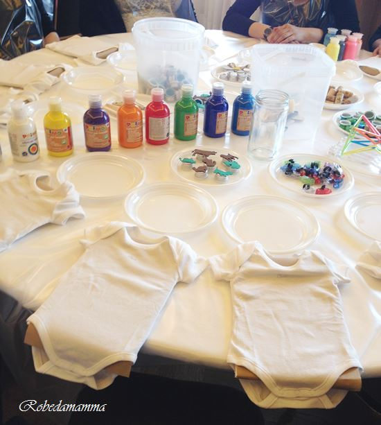 Baby Shower Chicco 1