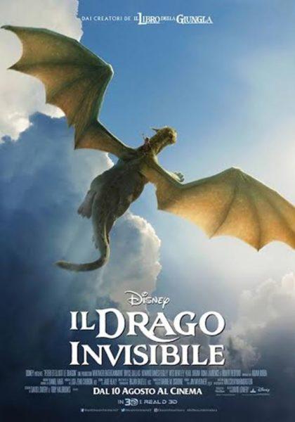 locandina drago invisibile