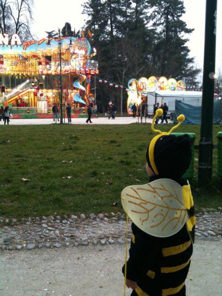 Costume ape