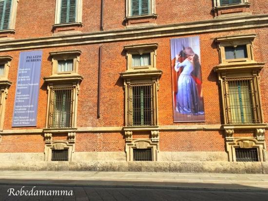Milano Pinacoteca Bacio