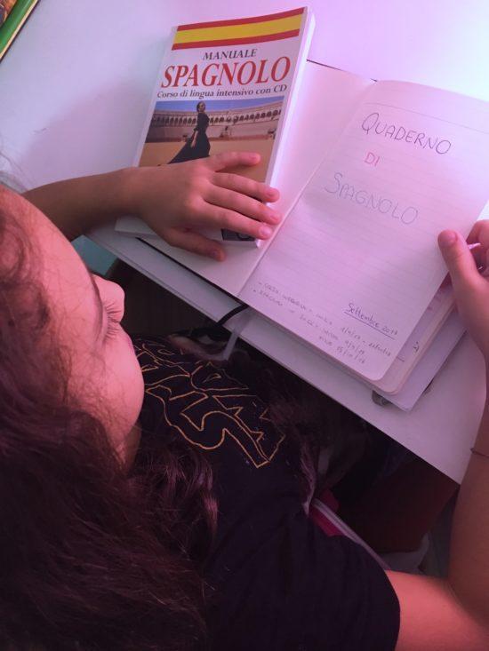 Imparare Spagnolo