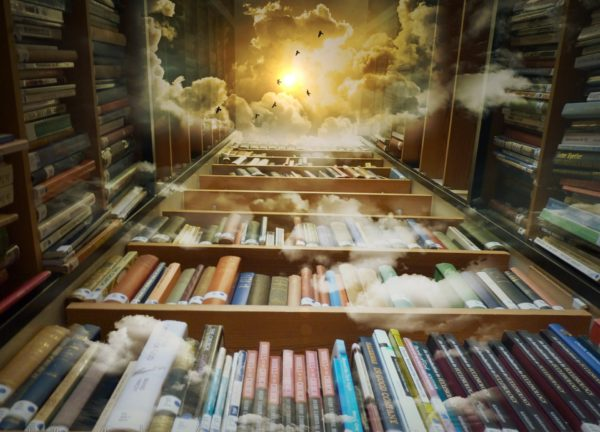 Decluttering-libreria