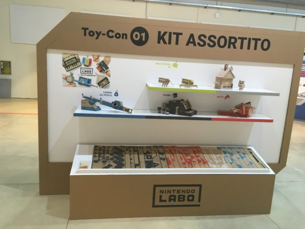 kit assortito nintendo labo